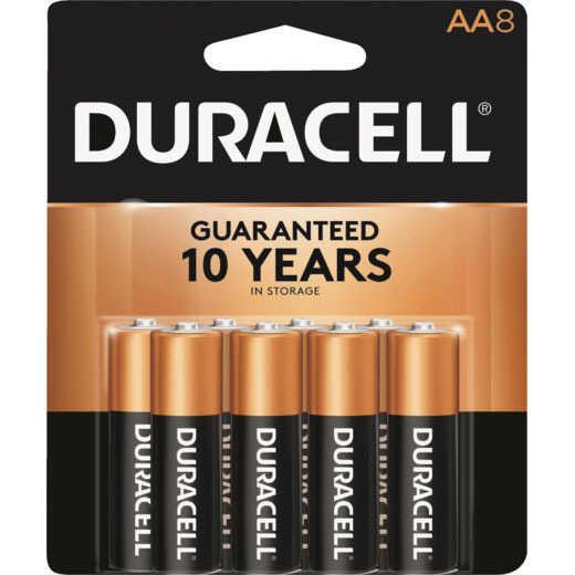 Batteries & Flashlights