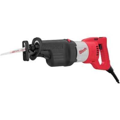Milwaukee Sawzall 13-Amp Orbital Reciprocating Saw with Rotating Handle