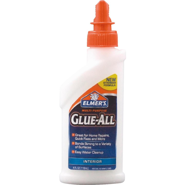 Elmer's Glue-All 4 Oz. All-Purpose Glue Image 1