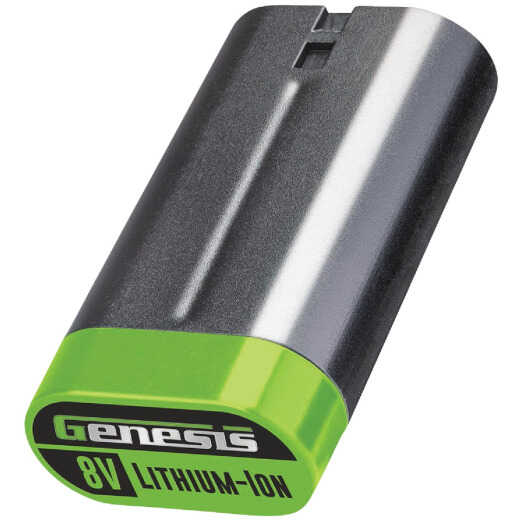 Genesis 8V Lithium-Ion Replacement Battery