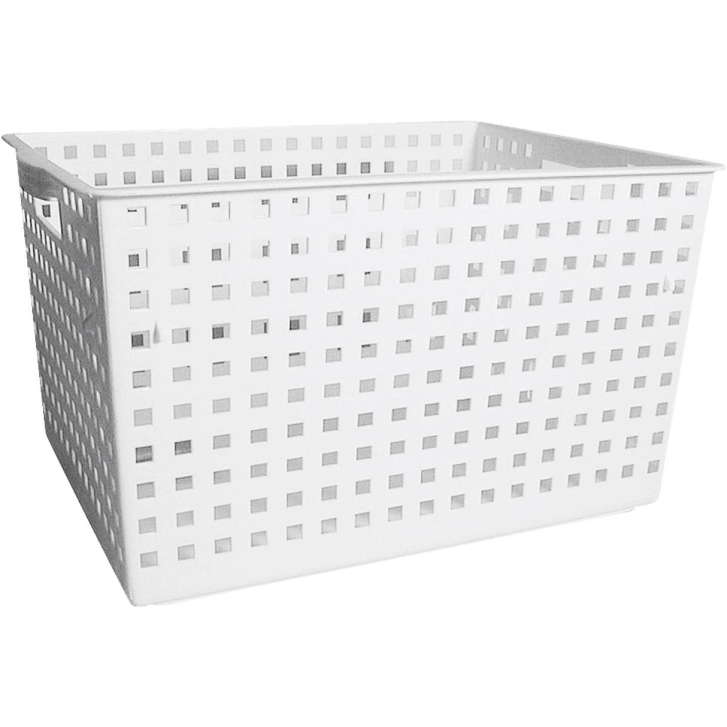 InterDesign Modulon X8 Storage Basket Image 1