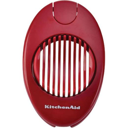 KitchenAid Classic Red Egg Slicer