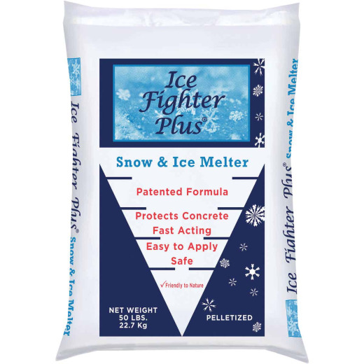 Ice Fighter Plus 50 Lb. Ice Melt Pellets