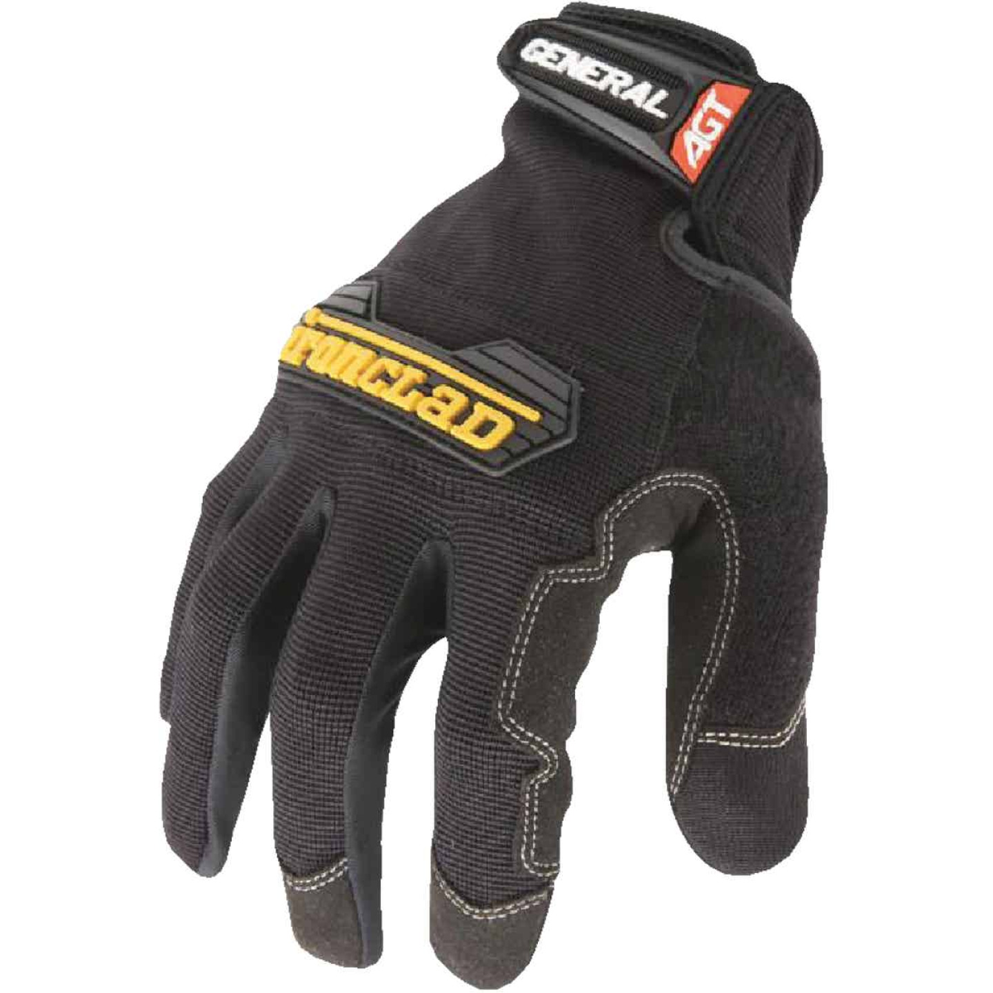 Ironclad General Utility Men's Large Synthetic Suede High Performance Glove Image 4